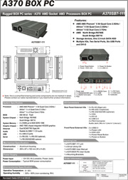 Download A370SB7-111 product sheet
