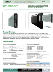 Download XPE-20HD-NEC product sheet